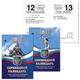 Календарь настольный перекидной на 2017 г., «Горжусь Россией», 10×14 см, бумага газетная, STAFF