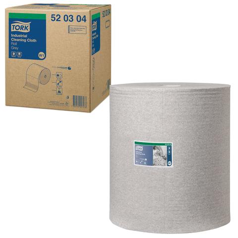 Протирочный нетканый материал TORK (Система W1), Premium, 950 листов в рулоне, 38×43 см, 520304