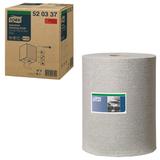 Нетканый протирочный материал TORK (W3), Premium, 390 листов в рулоне, 32×38 см, диспенсер 603002