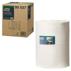 Протирочный нетканый материал TORK (Система W1, W2, W3) Premium, 300 листов в рулоне, 32×38 см, 90537