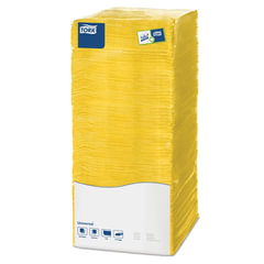 Салфетки TORK Big Pack, 25×25, 500 шт., желтые, 470116