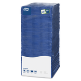 Салфетки TORK Big Pack, 25×25, 500 шт., темно-синие, 478667