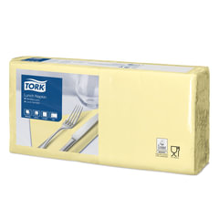 Салфетки TORK Big Pack, 33×32,6, 200 шт., 2-х слойные, «шампань», 477153