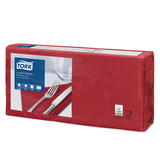 Салфетки TORK Big Pack, 33×32,6, 200 шт., 2-х слойные, бордо, 477213