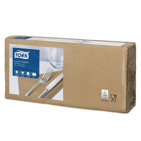 "Салфетки TORK Big Pack, 33х32,6, 200 шт., 2-х слойные, ""бисквит"", 477202"