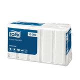 Салфетки TORK Big Pack, 33×32,6, 500 шт., белые, 10300