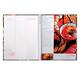 Книга для кулинарных рецептов, А5, 80 л., HATBER, 7БЦ, спираль, 5 разделителей, «Любимые рецепты»