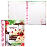 Книга для кулинарных рецептов, А5, 80 л., HATBER, 7БЦ, спираль, 5 разделителей, «Сладкие секреты», 80ККт5Aпс 08760