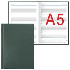 Ежедневник ERICH KRAUSE недатированный, А5, 148×210 мм, «Ariane», «под кожу классик», зеленый