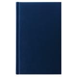 Ежедневник датированный 2018, A5, ERICH KRAUSE «Ariane», под кожу классик, синий, 176 л., 148×210 мм