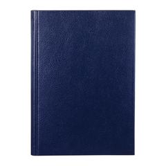 Ежедневник датированный 2018, А5, ERICH KRAUSE «Derby», под кожу классик, синий, 176 л., 148×210 мм