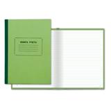 Книга учета STAFF, 120 л., 205×287 мм, линейка, обл. твердая офсетная, блок офсет, нумерация страниц