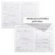 Бланк бухгалтерский, офсет 190 г/<wbr/>м, «Личная карточка», комплект 50 шт., форма Т-2, А3, 415×298 мм