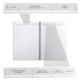 Книга «Журнал регистрации документов», 50 л., А4, 204×290 мм, обложка лакированный картон, гребень