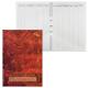 Книга «Учета доходов и расходов», 50 л., А4, 204×290 мм, прошита под печать, обложка лакированный картон, гребень