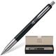 Ручка шариковая PARKER «Vector Standard», корпус черный, хромированные детали
