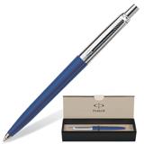 Ручка шариковая PARKER «Jotter Special Blue», корпус синий, хромированные детали