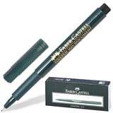Ручка капиллярная FABER-CASTELL (Германия) «FINEPEN 1511», 0,4 мм, черная