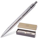 Ручка шариковая PARKER IM Premium «Сияющий хром», корпус нержавеющая сталь, хромированные детали