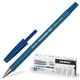 Ручка шариковая ZEBRA «Rubber 80», корпус каучуковый, толщина письма 0,7 мм, синяя