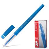 Ручка шариковая STABILO «Excel», корпус синий, толщина письма 0,7 мм, синяя