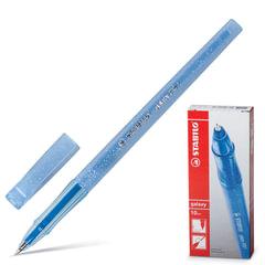 Ручка шариковая STABILO «Galaxy», корпус тонированный с блестками, узел 0,7 мм, линия 0,38 мм, синяя