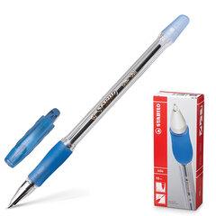 Ручка шариковая STABILO «Bille», корпус прозрачный, узел 0,7 мм, линия 0,38 мм, синяя