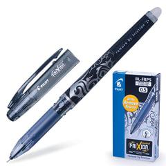 """Ручка «Пиши-стирай"""" гелевая PILOT """"Frixion Point», игольчатый узел 0,5 мм, линия 0,25 мм, черная"""