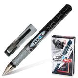 Ручка-роллер PENSAN «NANO GEL», корпус цветной, толщина письма 0,7 мм, черная