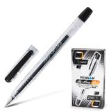 Ручка гелевая PENSAN «MY-KING», корпус прозрачный, толщина письма 0,5 мм, черная
