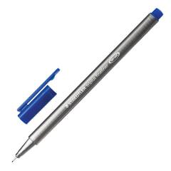 Ручка капиллярная STAEDTLER (Германия), трехгранная, толщина письма 0,3 мм, синяя