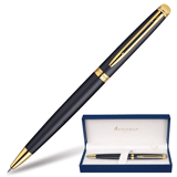 ����� ��������� WATERMAN «Hemisphere Matt Black GT», ������ ������, ������������ ������, �����