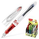 Ручка перьевая MAPED (Франция) «Freewriter», перо с иридиевым покрытием, цвет корпуса ассорти