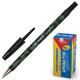 Ручка шариковая BEIFA (Бэйфа), металлический наконечник, 0,7 мм, черная
