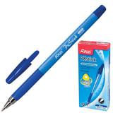 Ручка шариковая BEIFA (Бэйфа) «A Plus», корпус матовый, металлический наконечник, толщина письма 0,7 мм, синяя