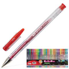 Ручки гелевые BEIFA (Бэйфа), набор 30 шт., «WMZ», узел 0,9 мм, линия 0,7 мм, ассорти