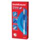 Ручка гелевая ERICH KRAUSE «G-BASE plus», с резиновым упором, толщина письма 0,5 мм, синяя