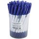 Ручка шариковая СТАММ «049», стандарт, синяя