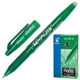 Ручка «Пиши-стирай» гелевая PILOT BL-FR-7 «Frixion», толщина письма 0,35 мм, зеленая