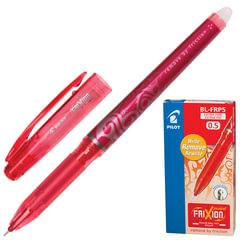 """Ручка «Пиши-стирай"""" гелевая PILOT """"Frixion Point», игольчатый узел 0,5 мм, линия 0,25 мм, красная"""