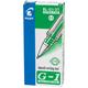 """Ручка гелевая PILOT BL-G1-5T """"Extra Fine G-1"""", корпус прозрачный, толщина письма 0,3 мм, зеленая"""