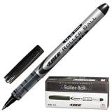 Ручка-роллер LACO (ЛАКО, Германия ), капиллярная технология, толщина письма 0,5 мм, RB 12, черная