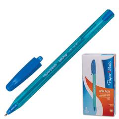 Ручка шариковая PAPER MATE «Inkjoy 100», корпус тонированный голубой, узел 1,2 мм, линия 1 мм, голубая