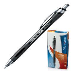 Ручка шариковая автоматическая PAPER MATE «Inkjoy 550 RT», узел 1,2 мм, линия 1 мм, черная