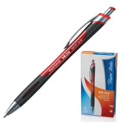 Ручка шариковая автоматическая PAPER MATE «Inkjoy 550 RT», узел 1,2 мм, линия 1 мм, красная
