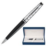 ����� ��������� WATERMAN «Expert Deluxe Black CT», ������ ����������� �����, ����������� ��������, �����