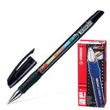 Ручка шариковая STABILO «Exam Grade», корпус черный, толщина письма 0,4 мм, черная