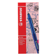 Ручка шариковая STABILO «Re-Liner», толщина письма 0,35 мм, розовая