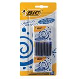 Картриджи чернильные BIC, комплект 24 шт., блистер, синие