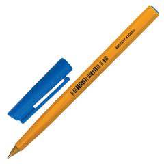 Ручка шариковая STAEDTLER (Германия) «Stick», корпус желтый, узел 0,8 мм, линия 0,25 мм, синяя